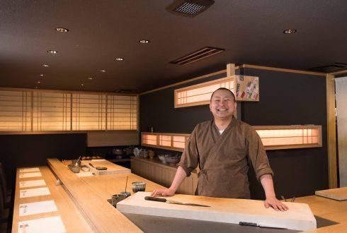 公募は初めて、という従業員数3名の鮨店が専門学校生採用に成功!/アイキャッチ
