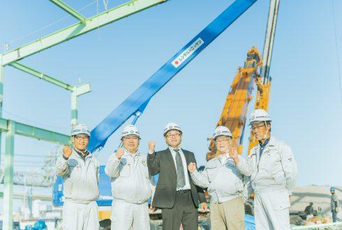 尼崎でNO1.の建設会社へ。そのために一番大切なのは人材。/アイキャッチ